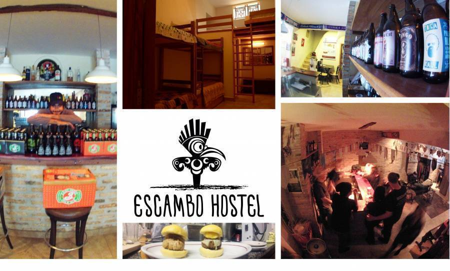 Escambo Hostel, Sao Paulo, Brazil, Brazil hostels and hotels