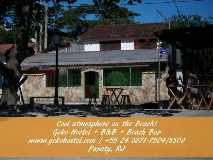 Geko Hostel E Pousada, Paraty, Brazil, Brazil hostels and hotels