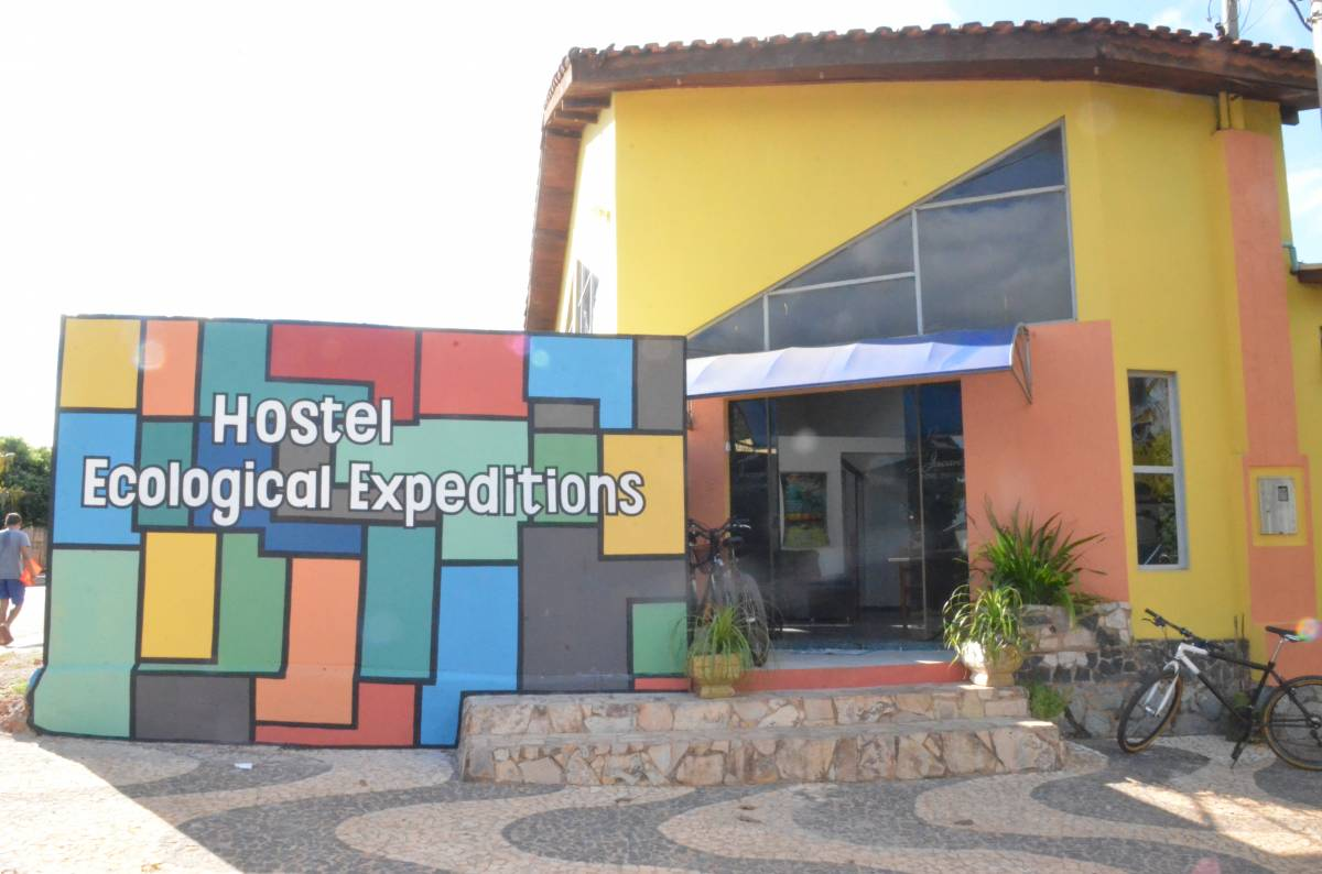 Hostel Ecological Expeditions, Bonito, Brazil, first-rate bed & breakfasts in Bonito