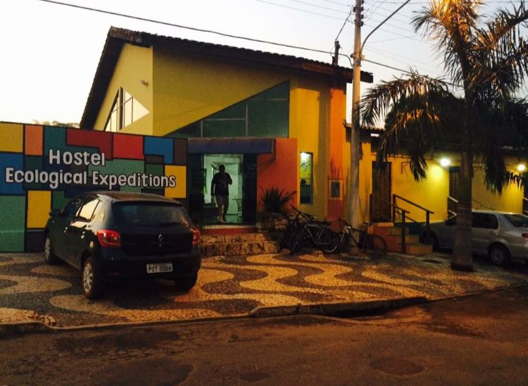 Hostel Ecological Expeditions, Bonito, Brazil, Brazil bed and breakfasts and hotels