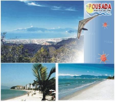Hostel Martin de Sa, Caraguatatuba, Brazil, best places to eat near my bed & breakfast or hotel in Caraguatatuba