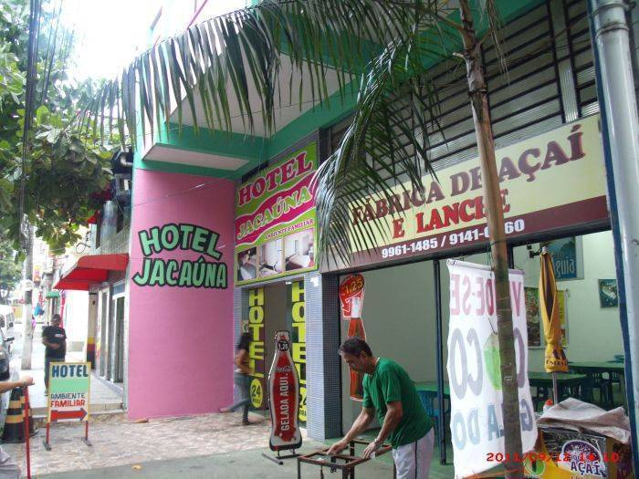 Hotel Jacauna Manaus, Manaus, Brazil, your best choice for comparing prices and booking a bed & breakfast in Manaus