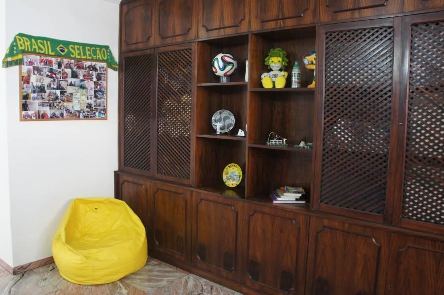 Maraca Hostel, Rio de Janeiro, Brazil, small hostels and hostels of all sizes in Rio de Janeiro