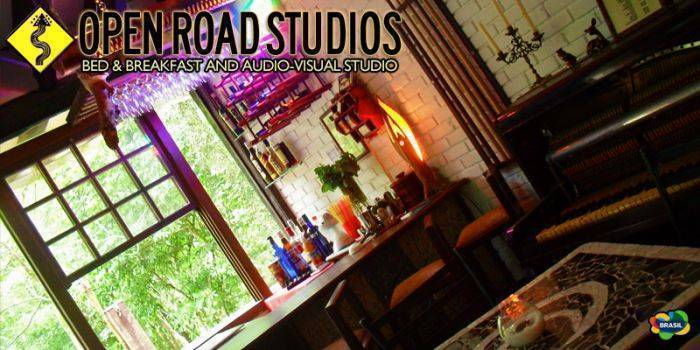 Open Road Studios, Rio de Janeiro, Brazil, plan your travel itinerary with bed & breakfasts for every budget in Rio de Janeiro
