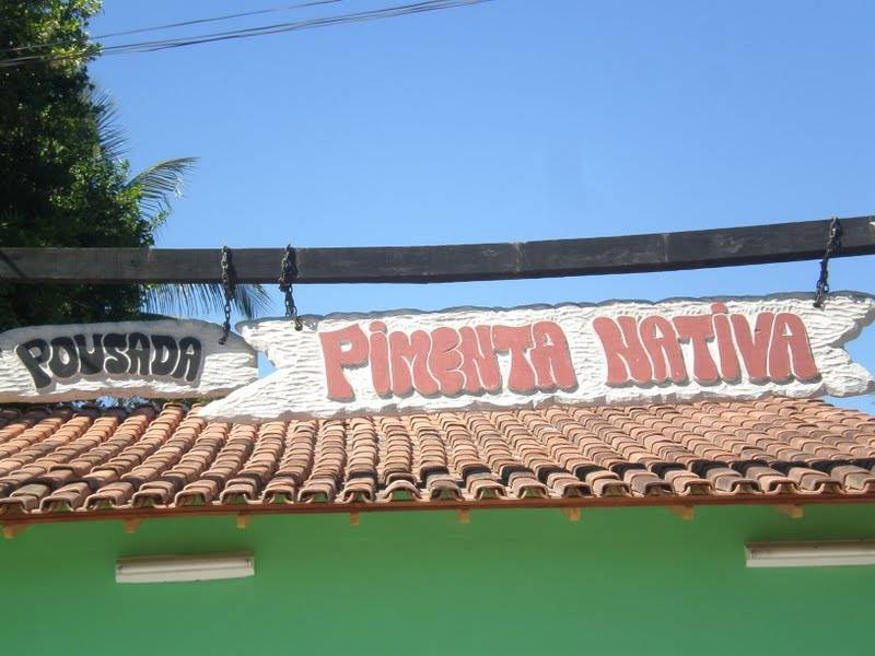 Pousada Pimenta Nativa, Arraial d'Ajuda, Brazil, Brazil hostels and hotels