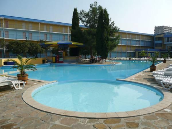 Azurro Hotel, Slanchev Bryag, Bulgaria, choice hostel and travel destinations in Slanchev Bryag