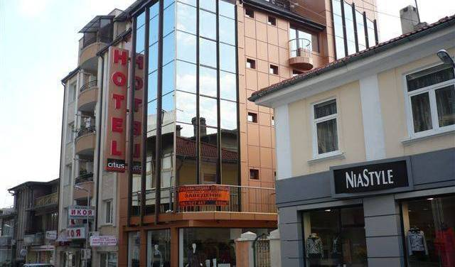 Hotel Citius - Get cheap hostel rates and check availability in Varna 9 photos