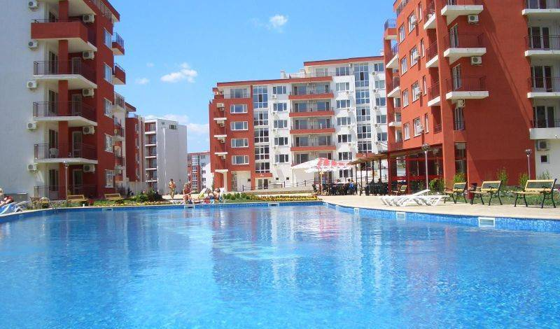 Panorama and Marina Freya -  Sveti Vlas 24 photos