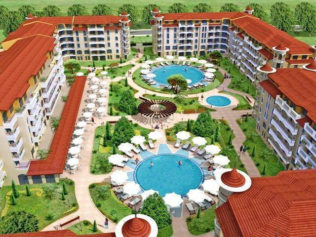 Holiday Complex Royal Sun, Slanchev Bryag, Bulgaria, Bulgaria bed and breakfasts and hotels