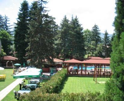 Holiday Village Diplomat, Sofia, Bulgaria, most reviewed hostels for vacations in Sofia