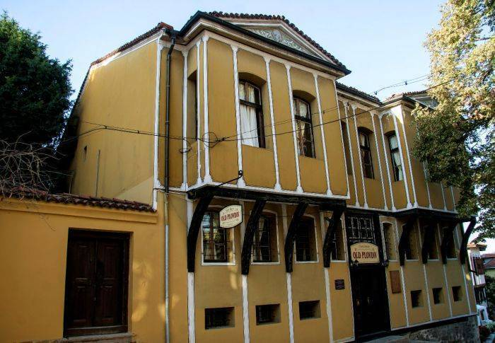Hostel Old Plovdiv, Plovdiv, Bulgaria, bed & breakfasts for ski trips or beach vacations in Plovdiv