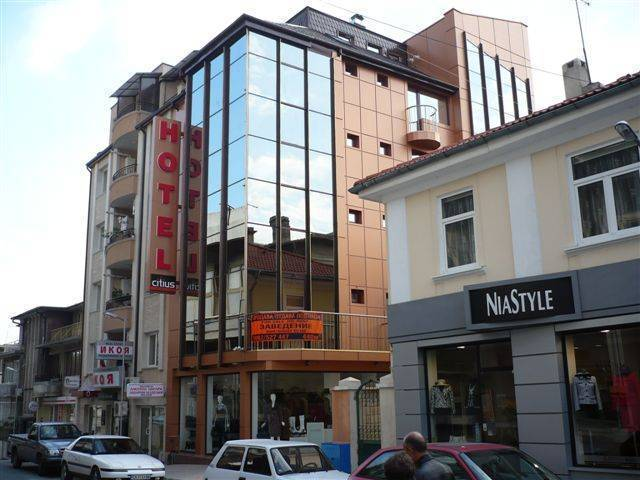 Hotel Citius, Varna, Bulgaria, Bulgaria bed and breakfasts and hotels