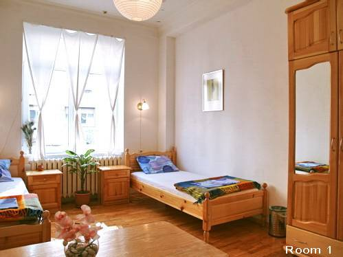 Internet Hostel, Sofia, Bulgaria, affordable posadas, pensions, backpackers, rural houses, and apartments in Sofia