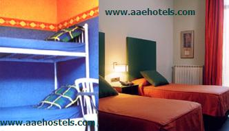 AAE Hostels and Hotel San Diego, Old Town San Diego, California, California hostels and hotels