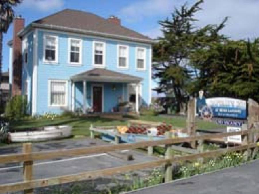 Captain's Inn At Moss Landing, Moss Landing, California, California bed and breakfasts and hotels
