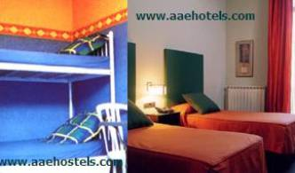 AAE Hostels and Hotel San Diego - Get cheap hostel rates and check availability in Old Town San Diego 3 photos