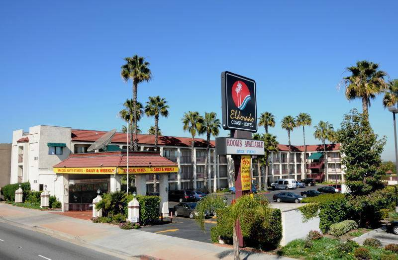 Eldorado Coast Hotel, Lomita, California, California hostels and hotels