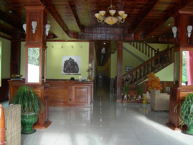 Angkor Deluxe Inn, Siem Reap, Cambodia, Cambodia hostels and hotels