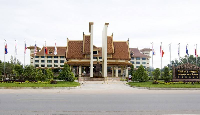 Angkor Era Hotel, Siem Reap, Cambodia, hostels near the music festival and concerts in Siem Reap