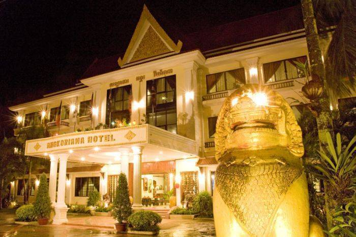 Angkoriana Boutique Hotel, Siem Reap, Cambodia, Αργά check-in ξενώνα διαθέσιμο σε Siem Reap