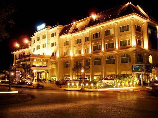 Angkor Riviera Hotel, Siem Reap, Cambodia, Cambodia bed and breakfasts and hotels