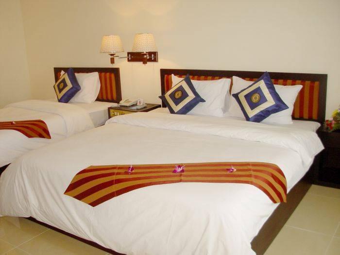 Angkor Riviera Hotel, Siem Reap, Cambodia, best resorts, spas, and luxury bed & breakfasts in Siem Reap