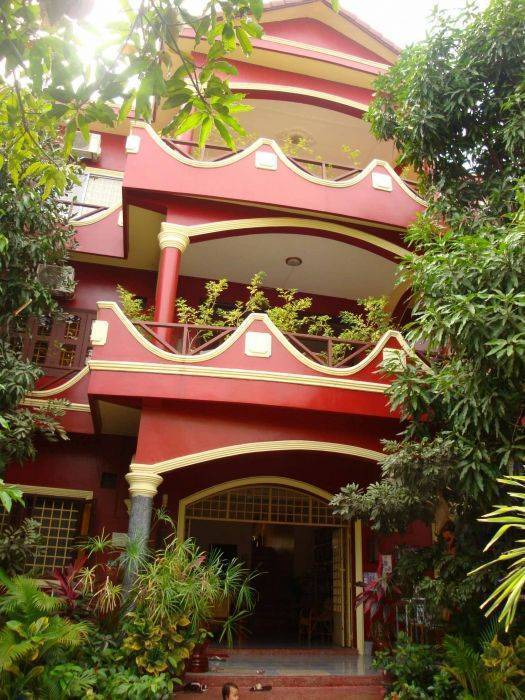 Bou Savy Guest House, Siem Reap, Cambodia, Cambodia hostels and hotels