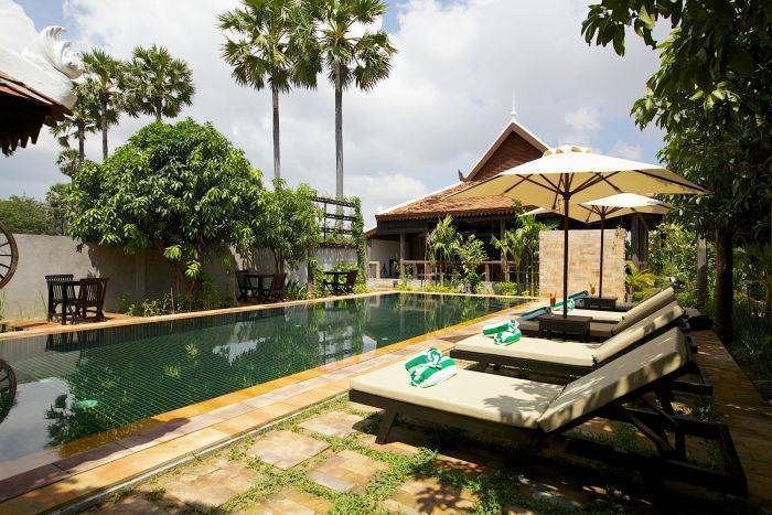 Bunwin Residence, Siem Reap, Cambodia, Cambodia hostels and hotels
