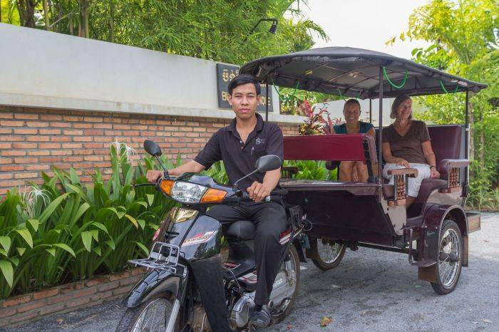 Bunwin Residence, Siem Reap, Cambodia, youth hostels in cities with zoos in Siem Reap