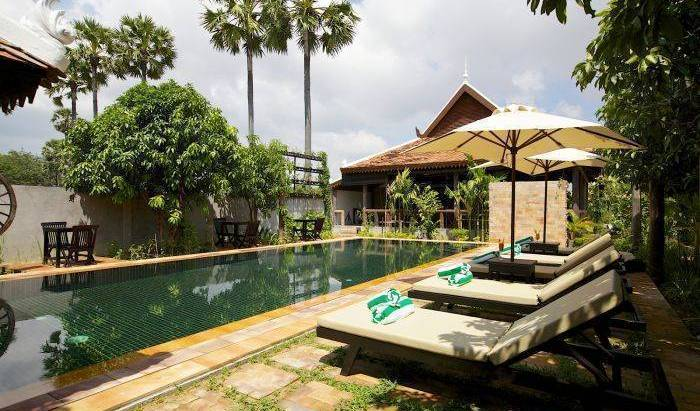 Bunwin Residence -  Siem Reap 36 photos