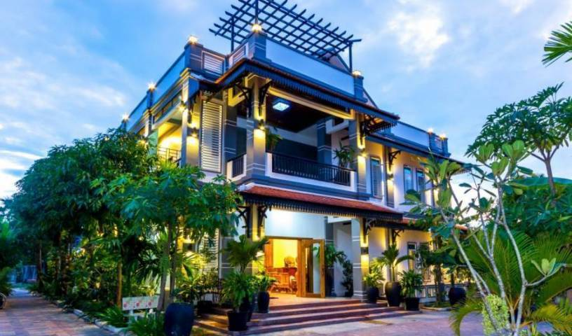 Mango Rain Boutique Hotel -  Siem Reap 21 photos