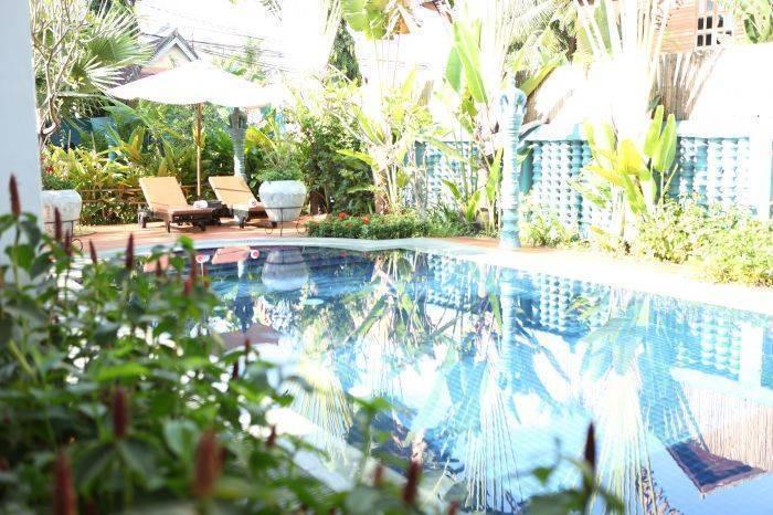 Green Garden Home, Siem Reap, Cambodia, Cambodia hostely a hotely