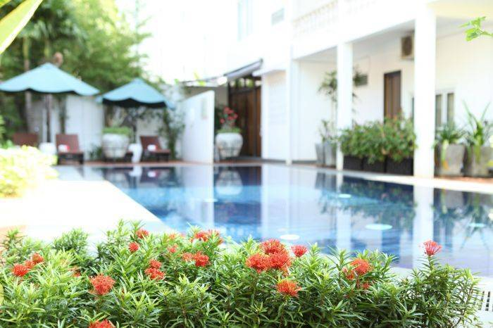 Green Garden Home, Siem Reap, Cambodia, popular locations with the most hostels in Siem Reap