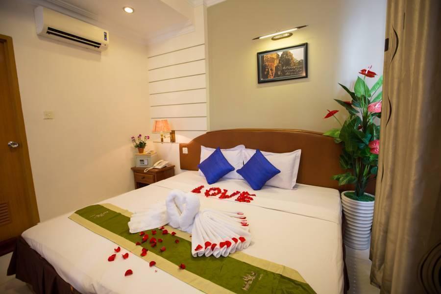 Hang Neak Hotel, Tuol Tumpung, Cambodia, miten löytää paras hostelleja online-varaus sisään Tuol Tumpung