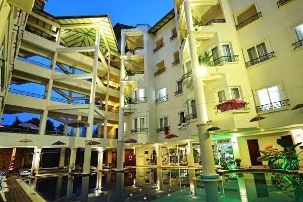 Holiday Villa Nataya, Khum Prek Ta Sar, Cambodia, affordable apartments and apartbed & breakfasts in Khum Prek Ta Sar