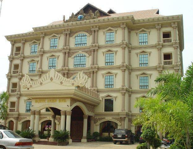 Majestic Angkor Hotel, Siem Reap, Cambodia, Cambodia bed and breakfasts and hotels