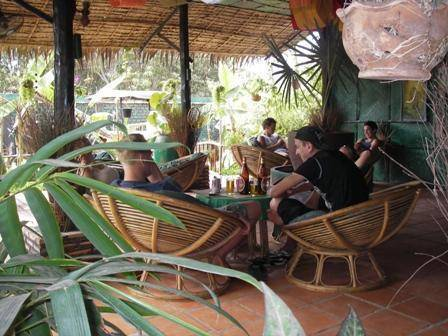 Palm Garden Lodge, Siem Reap, Cambodia, Cambodia hostels and hotels