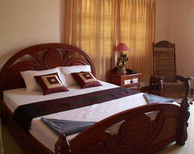 Queen Villa Angkor, Siem Reap, Cambodia, Cambodia hostels and hotels