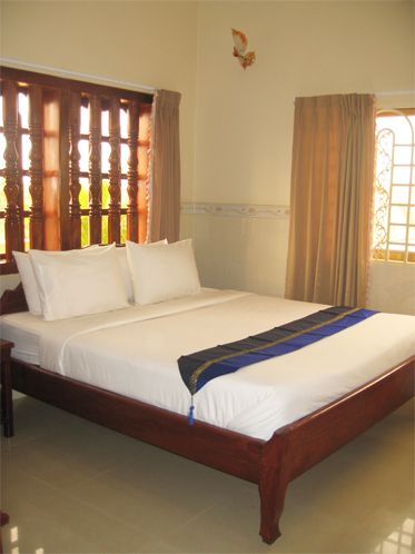 So Chhin Hotel, Siem Reap, Cambodia, geneaology travel and theme travel in Siem Reap