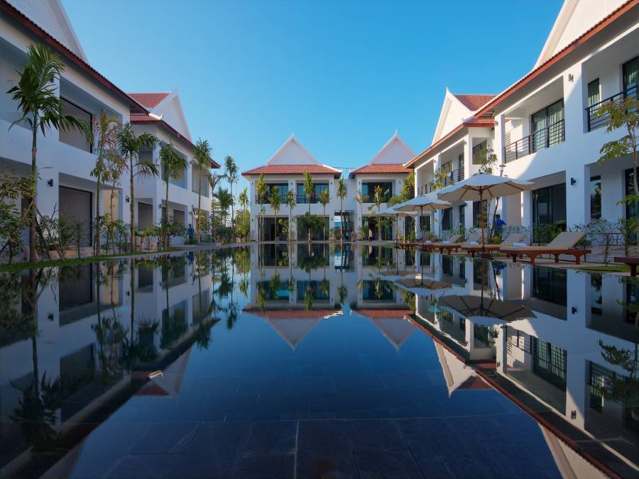 Tanei Resort and Spa, Siem Reap, Cambodia, Cambodia bed and breakfasts and hotels
