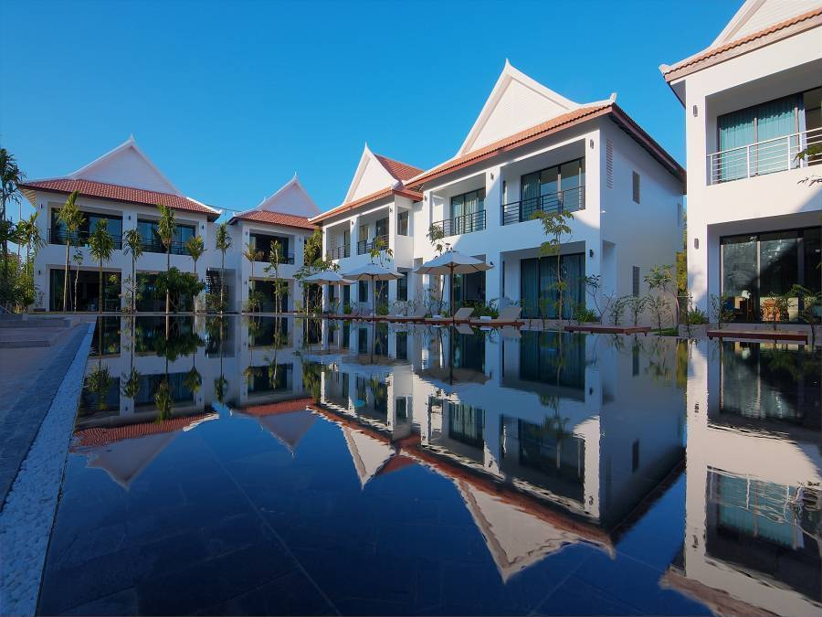 Tanei Resort and Spa, Siem Reap, Cambodia, 10 best cities with the best bed & breakfasts in Siem Reap