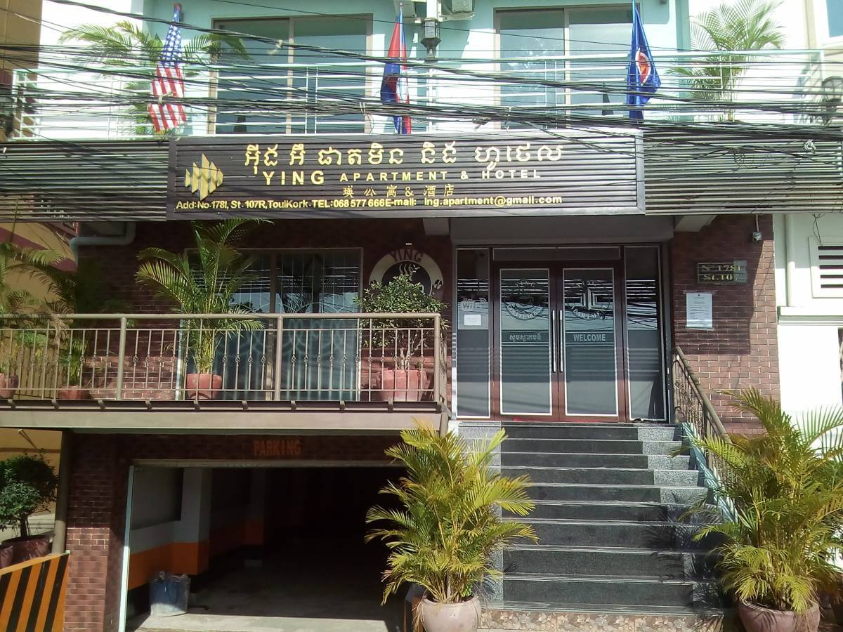 Ying Apartments and Hotel, Tuol Kok, Cambodia, Cambodia hostels and hotels