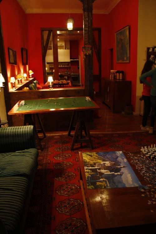 Allegretto Bed and Breakfast, Valparaiso, Chile, Chile hostels and hotels