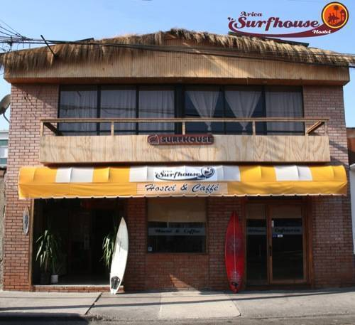 Arica Surf House Hostel, Arica, Chile, where to stay, bed & breakfasts, hotels, and apartments in Arica