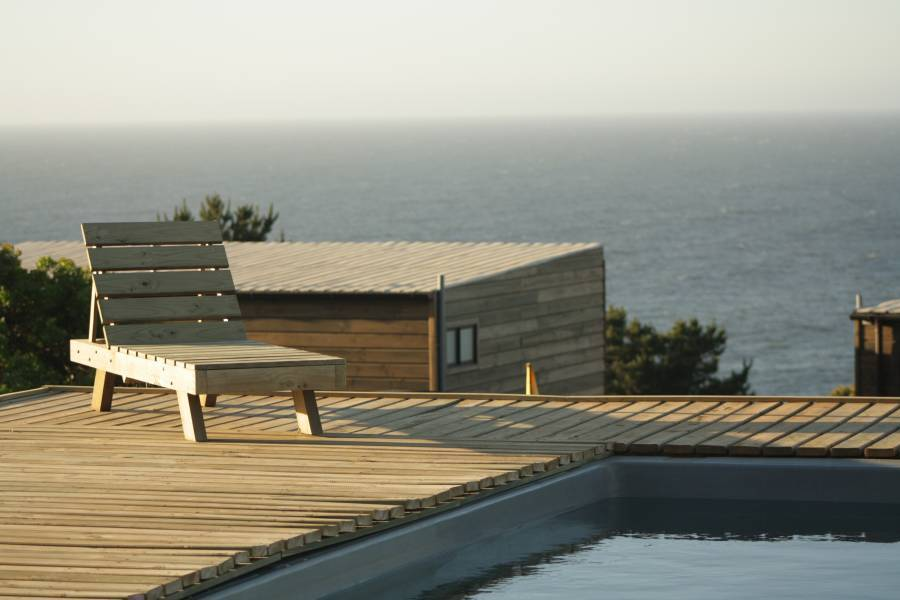 Cabanas Lovel-Van, Curanipe, Chile, Chile hostels and hotels