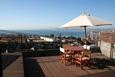 Camila 109 Bed and Breakfast, Valparaiso, Chile, Chile 床和早餐和酒店