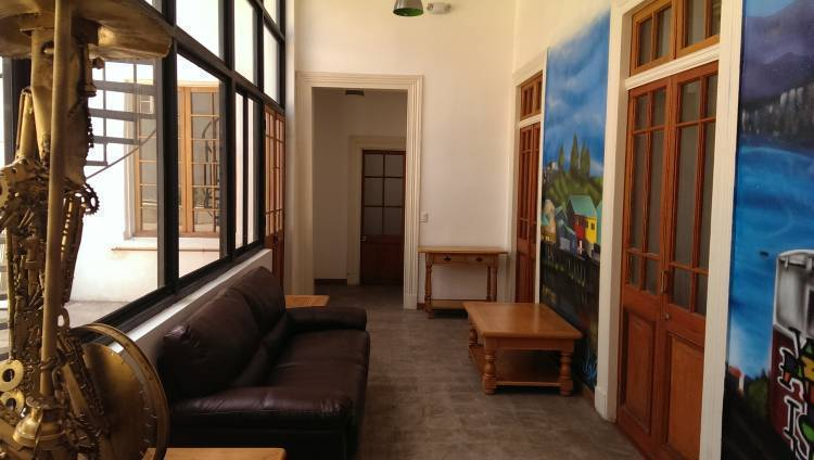 Chile Lindo Hostel, Santiago, Chile, Chile hostels and hotels