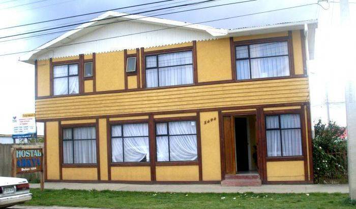 Arkya Hostel, budget holidays in Punta Arenas, Chile 18 photos