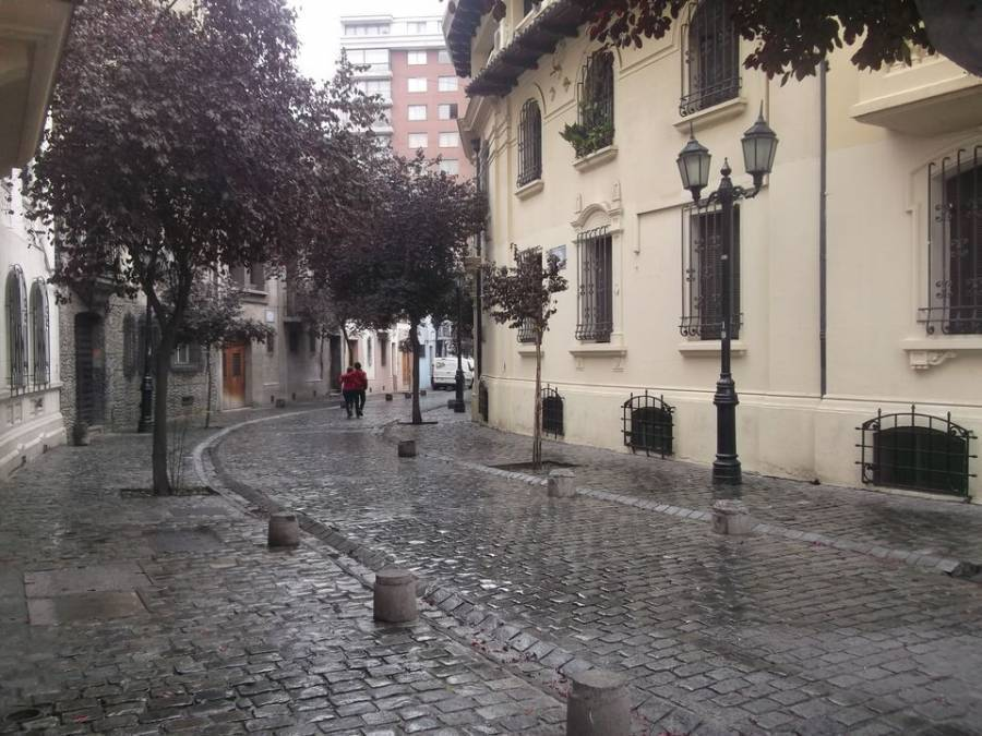 Departamento AAB, Santiago, Chile, Chile hostels and hotels