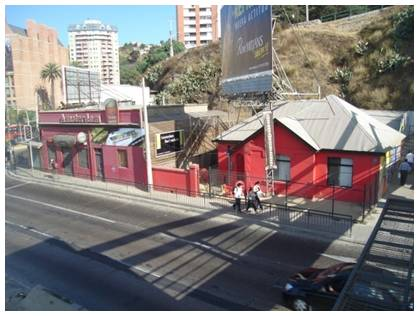 Hostal Amsterdam Backpackers, Valparaiso, Chile, Chile hostales y hoteles